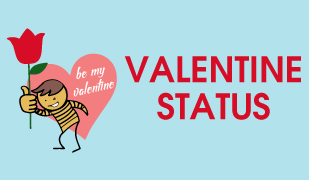 Valentine Status
