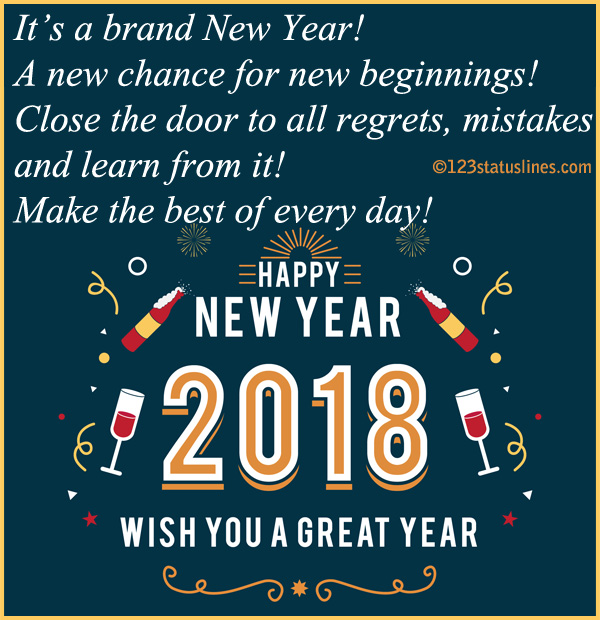 happy new year 2018 images wishes