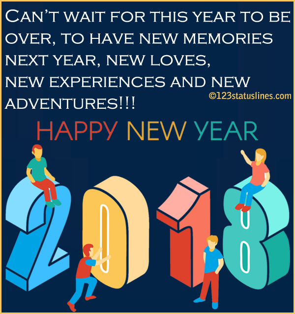 happy new year 2018 wishes images whatsapp