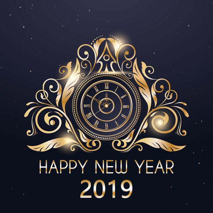 New Year 2019 Images Facebook