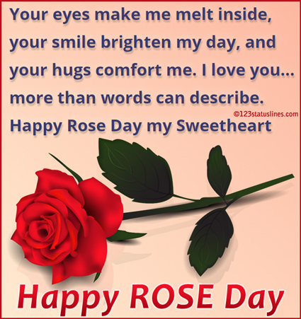 download rose day images