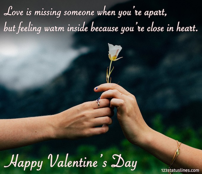 valentines day quote