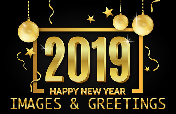 New Year Images Greetings 2019