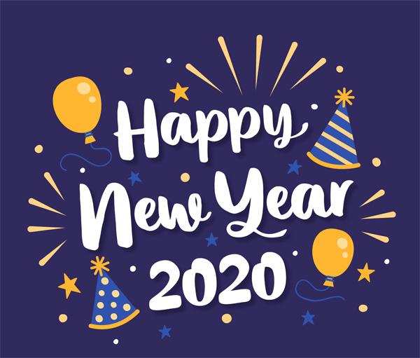 New Year Status Wishes 2020